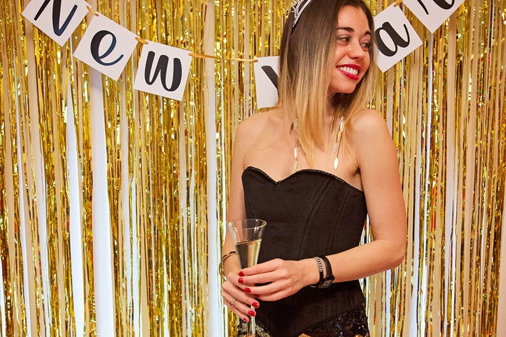 Champagne's New Year's Eve Bash