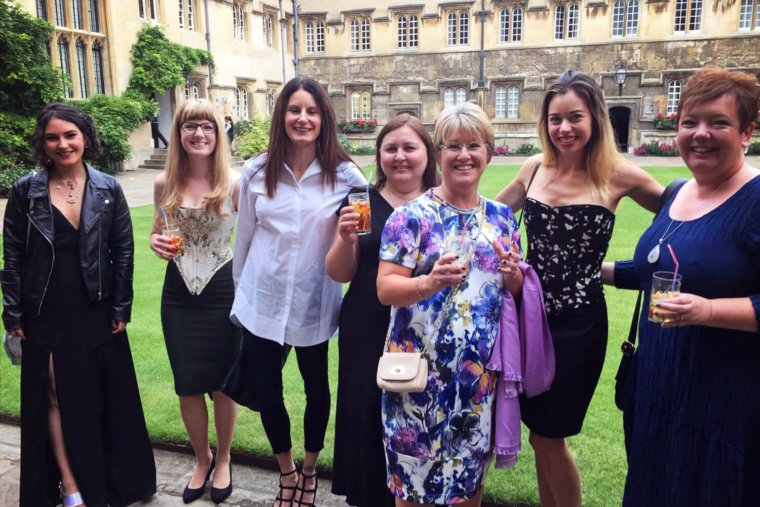Champagne Goes to Oxford - Part 2