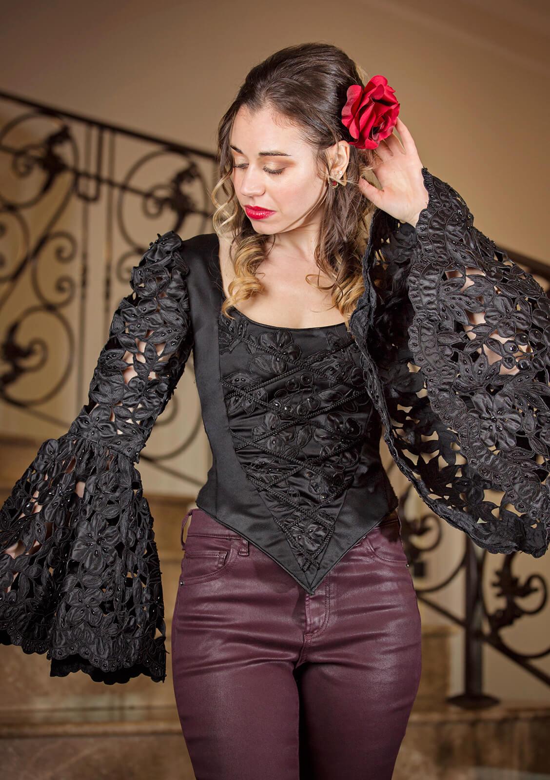 Flamenco Ferocity - Maréchal