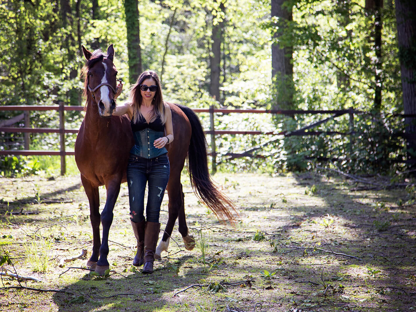 Summer Horseback Riding