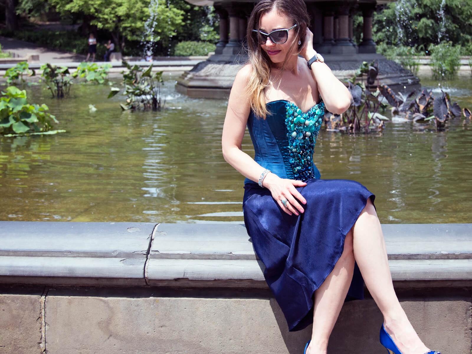 A Stroll Through Central Park